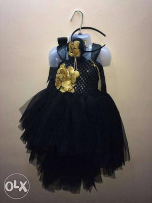 Kids party wear dresses... I will customise