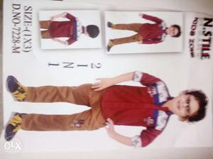 Kids wear stock for sale  pieces