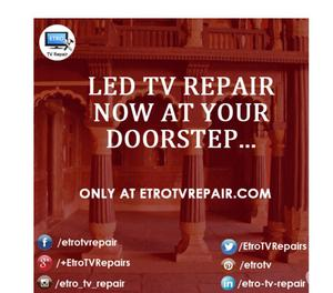 Micromax LED TV Repair in Bangalore | ETRO TV Repair