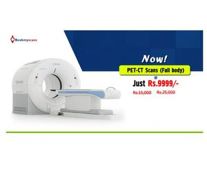 PET CT scan cost in Mumbai- 100% lowest cost guaranteed