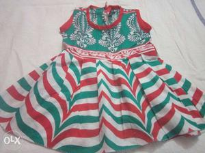 Pure cotton Frocks for girl babies