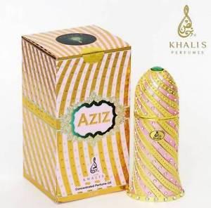 AZIZ_KHALIS PERFUMES_ 18 ml [Concentrated Perfume/Attar _