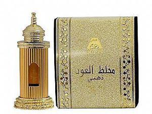 Al Anfar Mukhallat Al Oudh Dhahabi Oil Perfume / Attar 12 ml