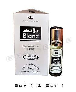 BLANC_AL REHAB PERFUMES_ BUY1 GET1_6ml x 2 [Concentrated