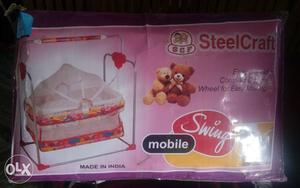 Baby Cradle - Three Products for Sale - New