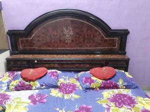 Rajwadi palang 66 full palang posot class for Divan palang