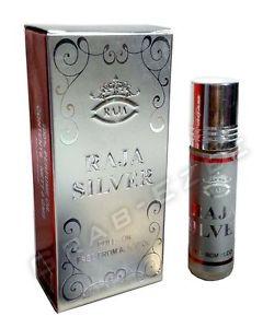 RAJA SILVER_AL AYALI PERFUMES_SINGA PORE [Concentrated