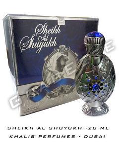 SHEIKH AL SHUYUKH_KHALIS PERFUMES_ 20ml [Concentrated