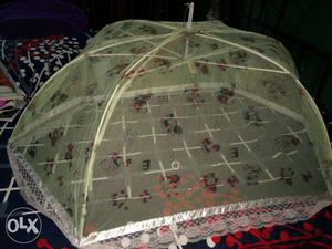 Big sized mosquito net for babies. Folding