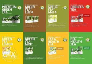Green tea available
