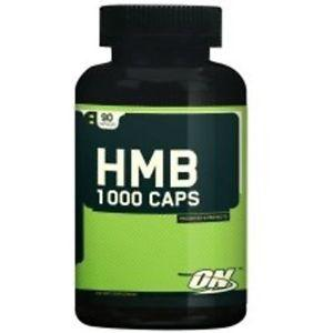 HMB,  mg, 90 caps by Optimum Nutrition (Pack of 2)