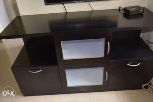Like New TV Stand/ Iron Board/ Storage: Shiny & super strong