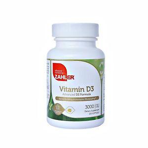 Vitamin D IU - 120 Softgels