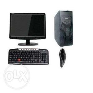 Desktop Pc Computer. Pre Gst Offer! Hurry Up!!! Only 87oo