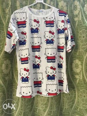 Imported cute ladies Tshirt. Unused, brand new