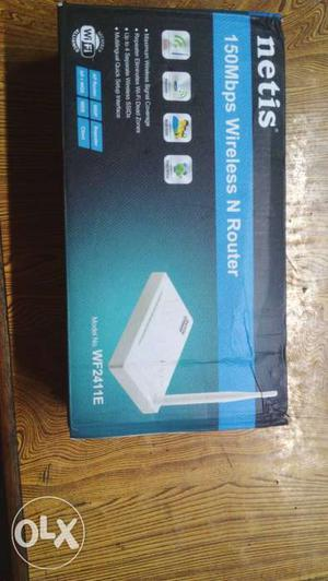 Netis 150Mbps Wireless N Router Box