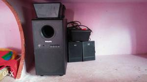 Philips home thearter 5 in 1