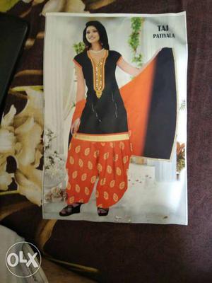 Pure cotton designer dresses at wholesale price
