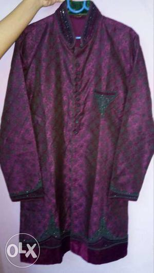 Brand New Sherwani Available for sale at take