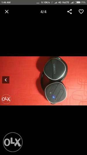 Corseca Bluetooth headphone