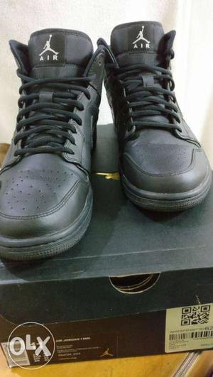 Nike Air Jordans these 100% original and never