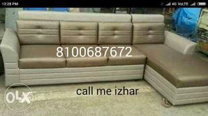 Amazing design of l shape sofa sets