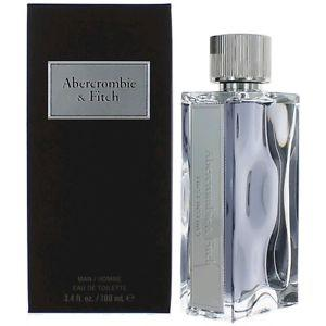 First Instinct Cologne by Abercrombie & Fitch, 3.4 oz EDT