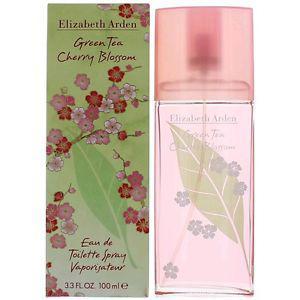 Green Tea Cherry Blossom Perfume 3.3oz EDT Spray women NEW
