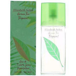 Green Tea Tropical Perfume by Elizabeth Arden, 3.3 oz EDT