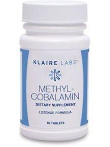 Klaire Labs - Methyl-Cobalam in - 60 Tablets