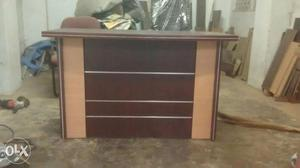 Office table with front design having a great look