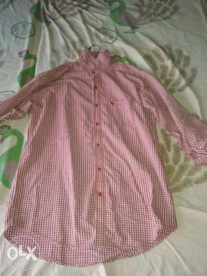 "Original ""Abercrombie and Fitch"" Branded Shirt 2"