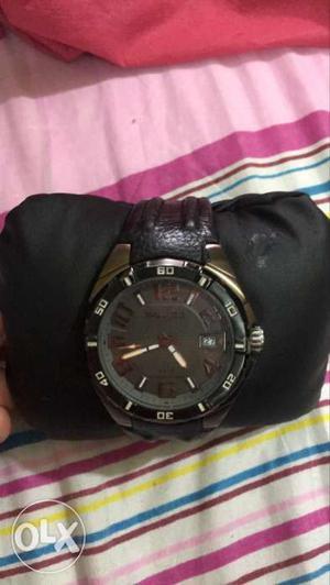 Police wrist watch. Mrp . original with bill