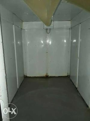 Small Cold Room.