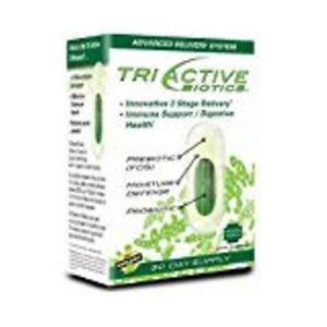 Triactive Biotics Supplement For Immune And Digestive Health