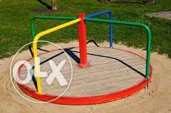 We deal in all kind of playground swings and