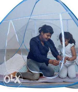 550rs to 600rs foldable Mosquito net,for double