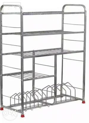 Brand new vessel rack of stainless steel,big size