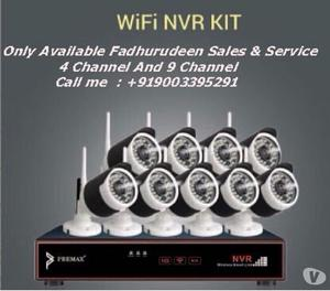 FADHURUDEEN CCTV CAMERAS SALES & SERVICE Thanjavur