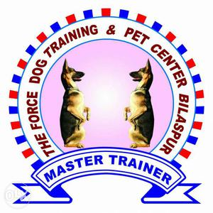 Master Trainer The Force Dog Training & Pet Center Bilaspur