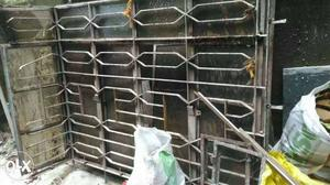 Solid iron grill at just rs 20/kg.Urgent sale