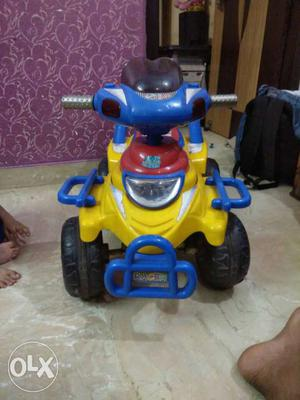 This is a kid bike for 3 to 5 years child. Its is