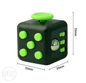 Fidget Cube. Stress Relief.