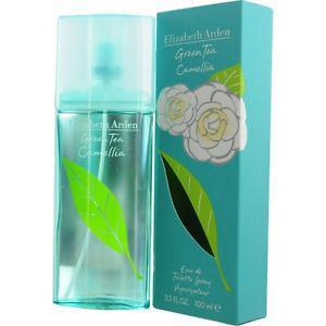 Green Tea Camellia by Elizabeth Arden EDT Spray 3.4 oz
