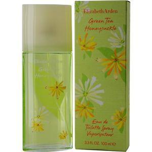 Green Tea Honeysuckle by Elizabeth Arden EDT Spray 3.4 oz
