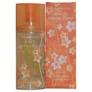 Green Tea Nectarine Blossom by Elizabeth Arden EDT Spray 3.3