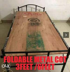 Metal Cots In An Manufacturing Price all Sizes