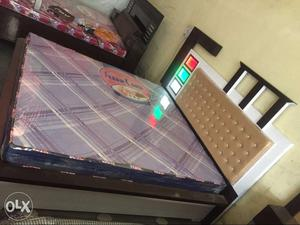 New double bed 6.15 full board double bed single