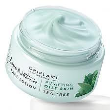 Oriflame Love Nature Face Lotion Tea Tree For Purifying Oily