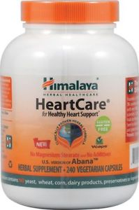Himalaya Herbal Healthcare HeartCare -- 240 Vegetarian